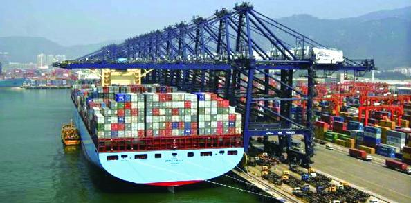 貿易収支画像